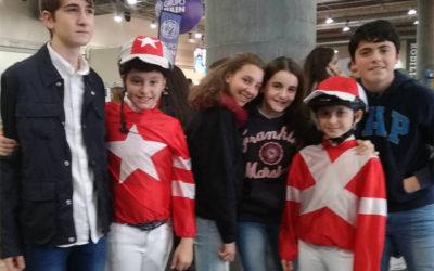 Laura Griñán participa en el Pony Turf de MHW