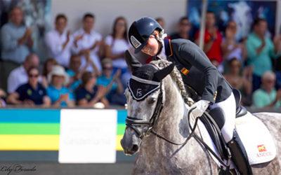 "Alba Abollo: ""Mi próxima meta es correr un U25 con mi caballo"""